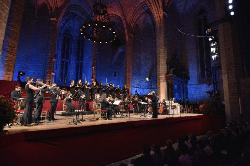 Messe en si - JS Bach / Direction Nicole Corti© B. Pichène