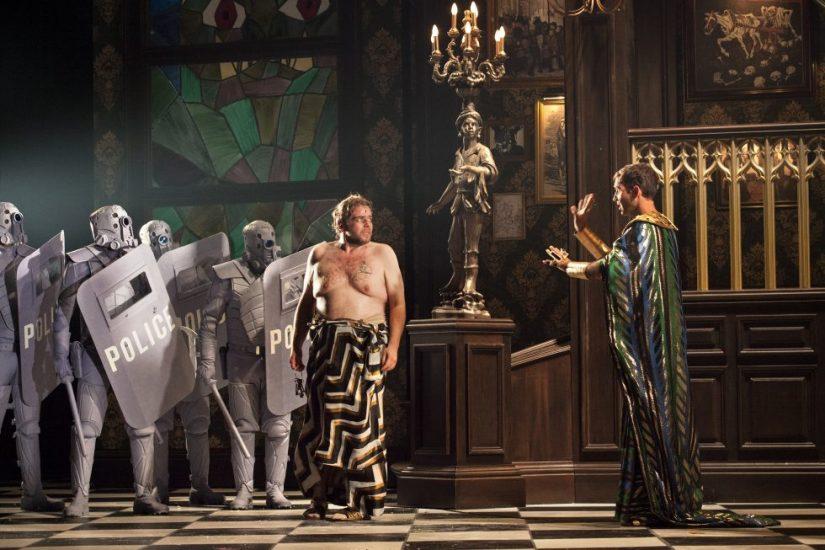 Der Silbersee - Benny Claessens - Daniel Arnaldos (Opera Ballet Vlaanderen - Annemie Augustijns)