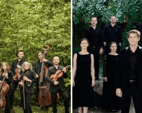Les Métaboles et l'Orchestre régional de Normandie réunis pour l'Oratorio de Saint-Saëns