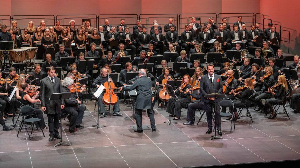 """La Damnation de Faust"" / V.Gergiev - le Marinsky / Festival Berlioz 2021"