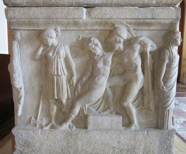 Smooth Surfaces And Rough Edges In Retranslating Pausanias
