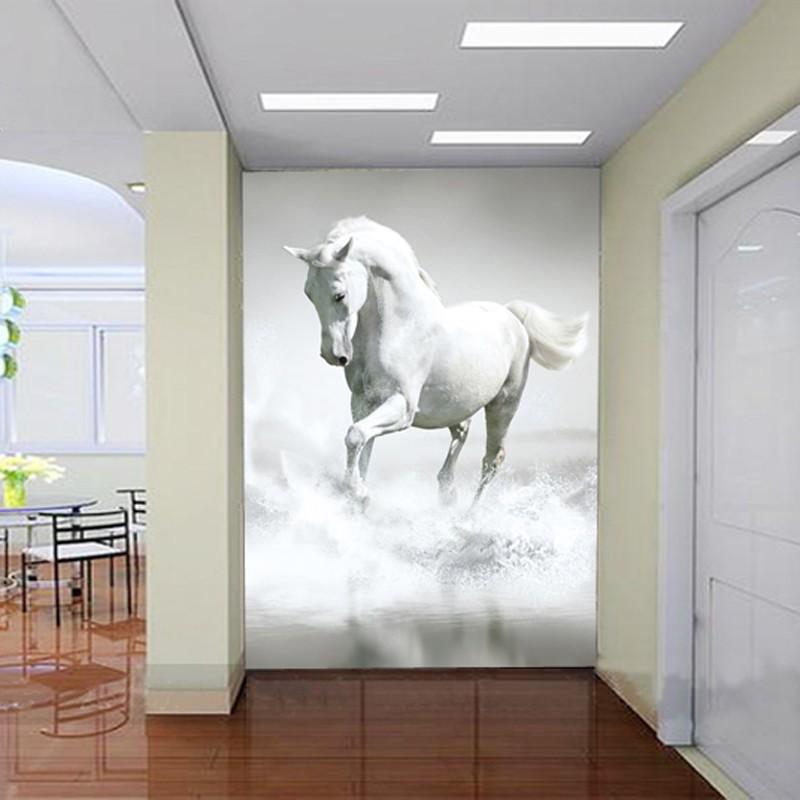 лошади на зеркале картинки больших