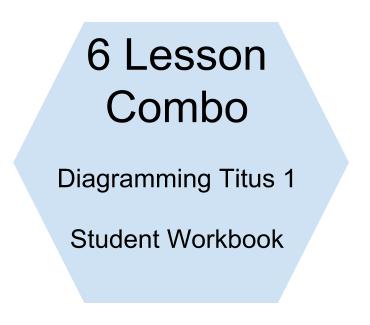 6 Lesson combo