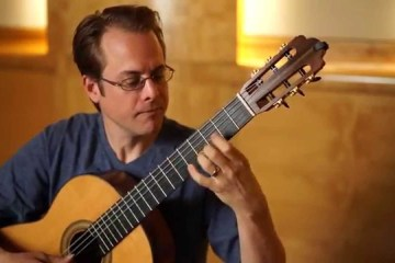 Play Michael Chapdelaine's Arrangements of Tárrega's