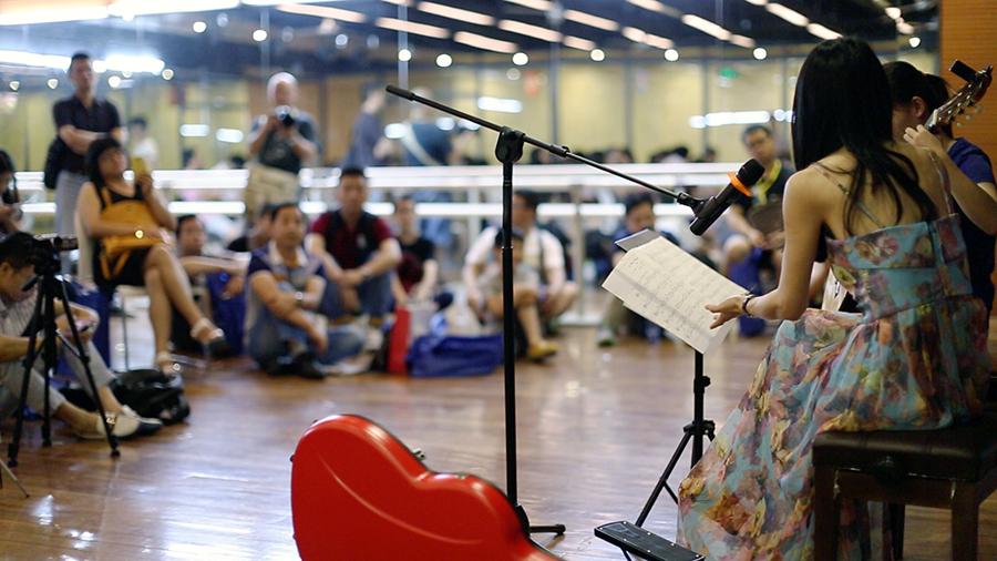 Xuefei Yang Masterclass