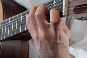 Classical Guitar Technique Villa-Lobos Etude Heitor Magazine Rhayn Jooste