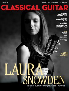 Classical Guitar Magazine Fall 2016 383