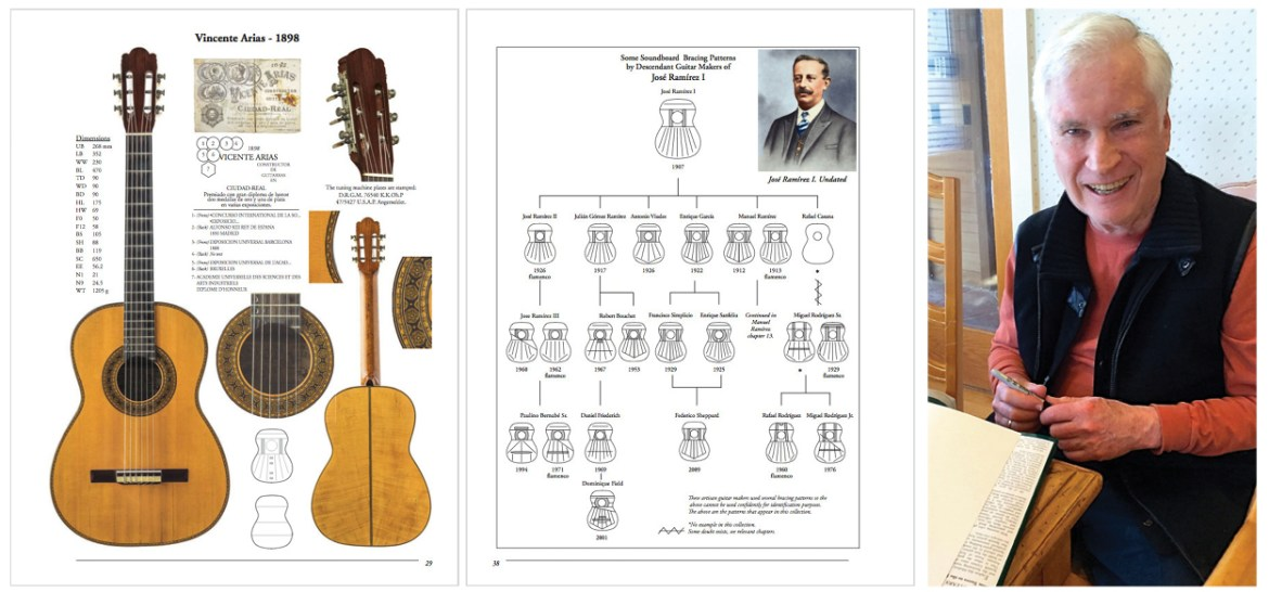 Classical Guitar Magazine Sheldon Urlik A Collection of Fine Spanish Guitars from Torres to the Present look inside