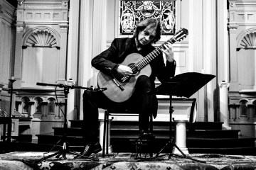 David Russell Performance Tips Guitar Recital Classical Guitar magazine