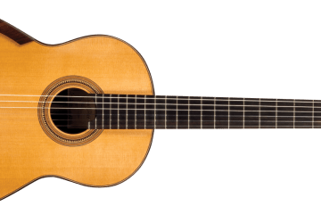 David J Pace Classical Guitar Review New Gear Nylon Guitar