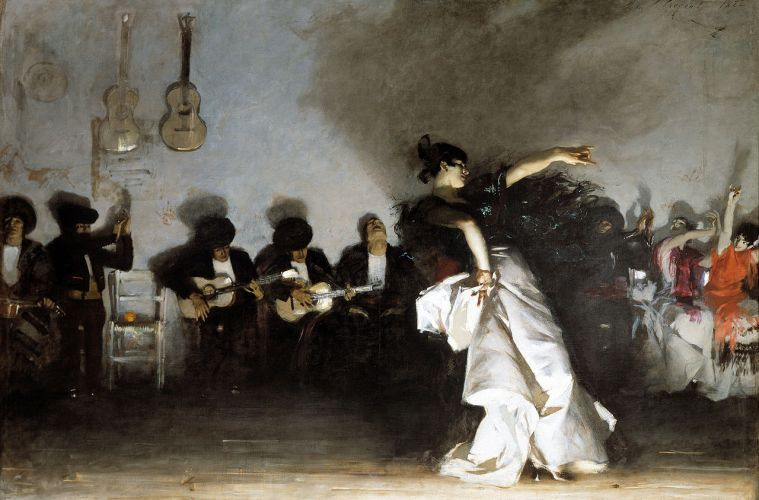 Playing for a Dancer: The Best Flamenco is Truly a