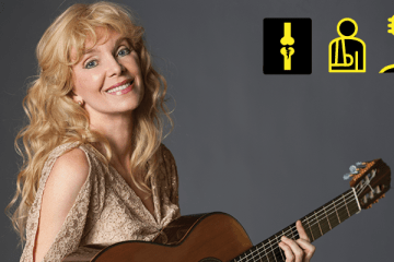 Liona Boyd Focal Distonia Injury Recovery Guitar Focal Dystonia Classical Guitar magazine