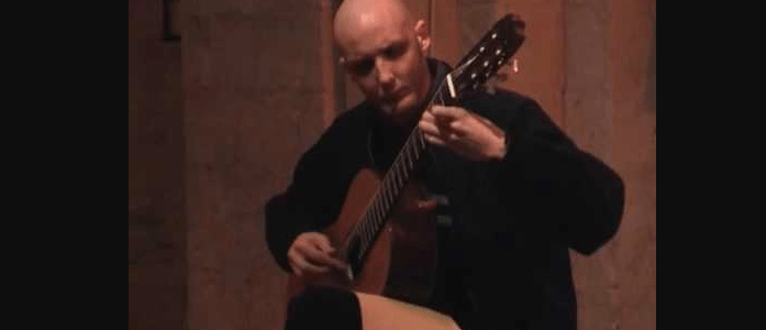 Damien Aribert Classical Guitar