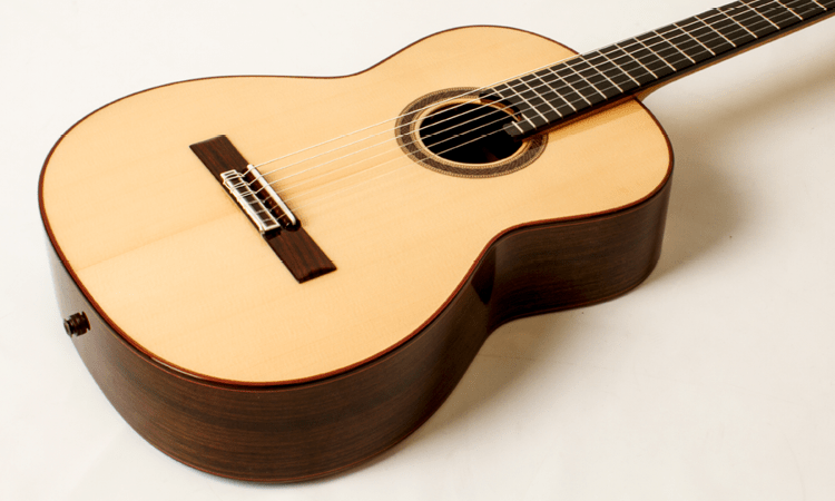 Eastman Classical Guitar Review CL81S Nylon