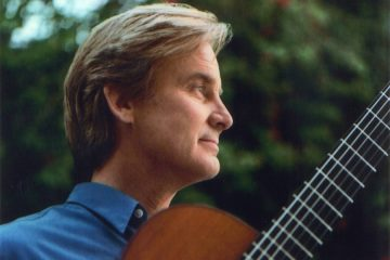 classical guitarist christopher parkening