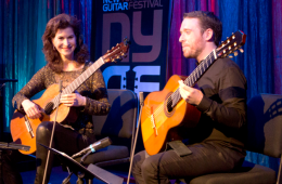 Sharon Isbin live review classical guitar
