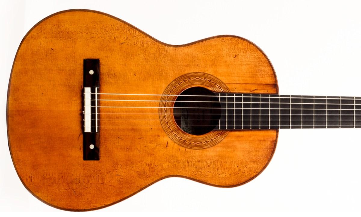 La Canada Guitar new gear classical nylon torres