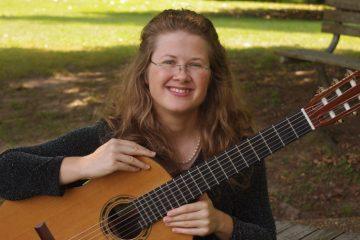 classical guitarist Tanja Miric
