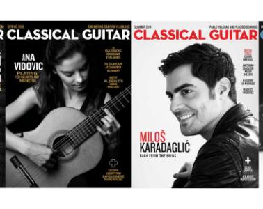 Classical Guitar – Classical Guitar Magazine