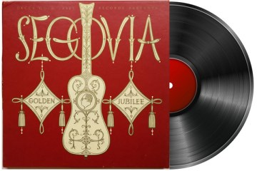 segovia golden jubilee record