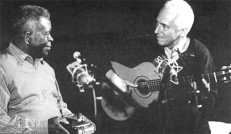 John Williams and Francis Bebey