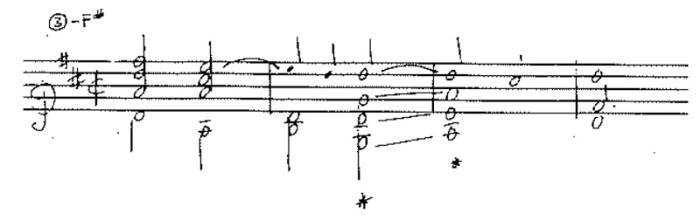 classical guitar forbidden fifths ex 2