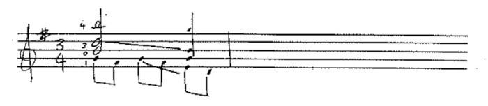 classical guitar forbidden fifths ex 8