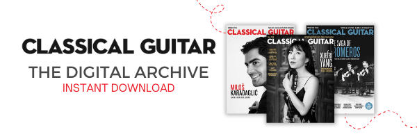 Classical Guitar: the digital archive instand download