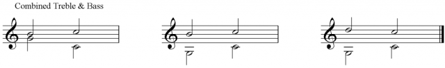 Cadences Simple