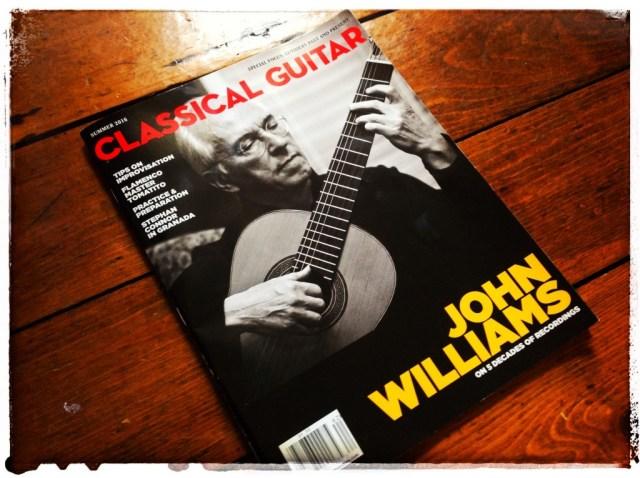 classical guitar magazine lesson 2