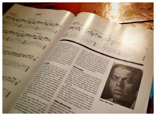 classical guitar magazine lesson 3