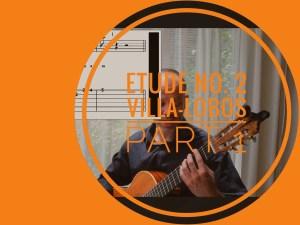 #villalobos12in12 etude 2 lesson villa-lobos