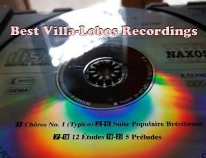 best villa-lobos recordings