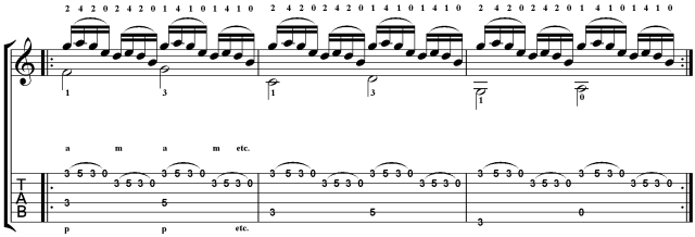 villa-lobos etude 10 slur lesson classical guitar