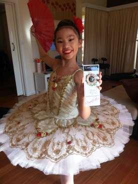 Classical Ballet Tutu - non stretch tutu