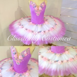 Classical Ballet Stretch Tutu