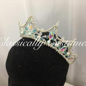 Jasmine Tiara Headpiece made to order