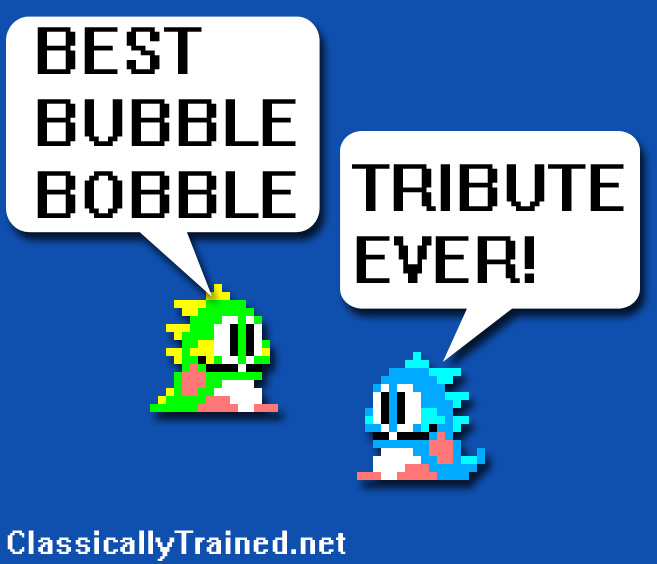 bubble bobble tribute 7bit hero