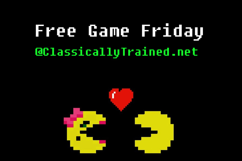 ms pac man free game friday