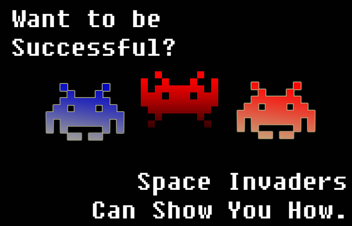 space invaders classically trained success