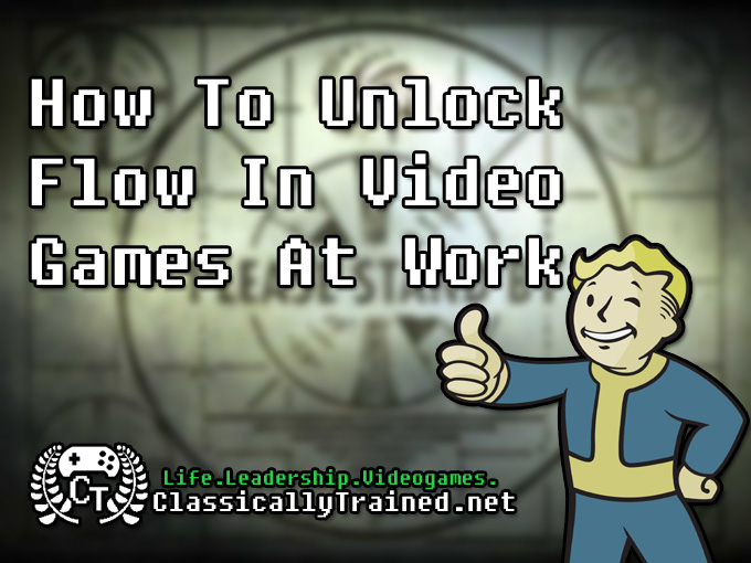flow in video games work fallout