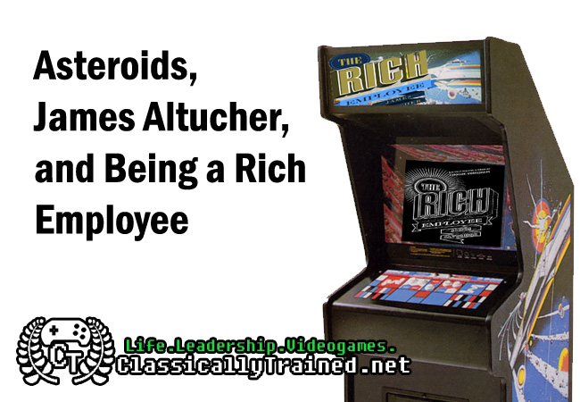 life lessons from video games james altucher rich employee