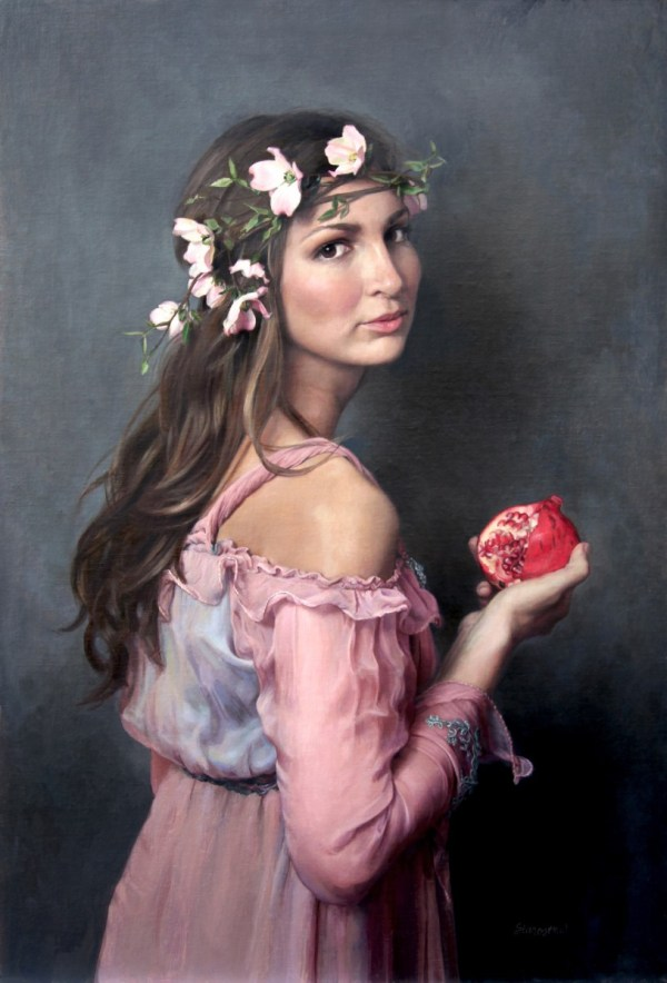 Classical Realism Art Paintings
