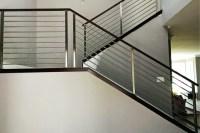 Straight Stairs | Custom Design | Costruction ...