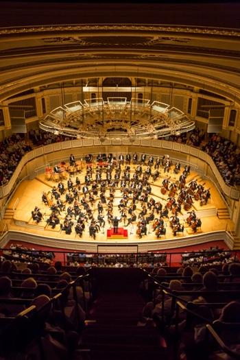 Muti Chicago SO Dazzle In Pairing Schubert Mahler  Classical Voice North America