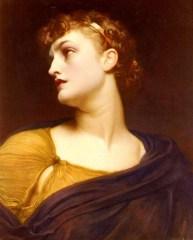 Portrait of Antigone