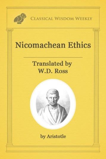 Nicomachean Ethics - Book IV