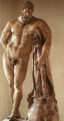 Heracles and Hera