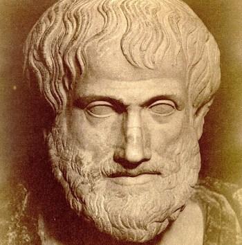 Aristotle Bust