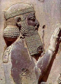 The King Darius I